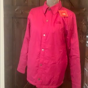 NWT Northface reversible lightweight coat